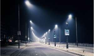 光宝科技智能LED路灯进军中东市场精密轴承